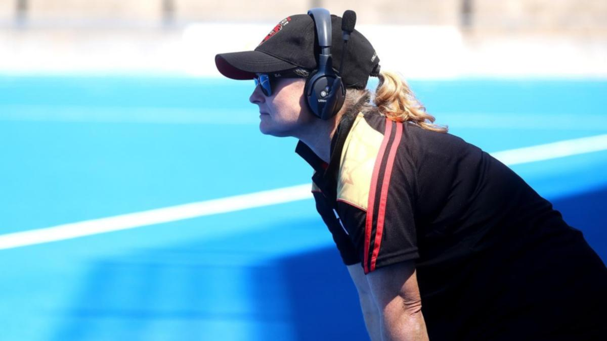 Katrina Powell, Head Coach of NSWIS