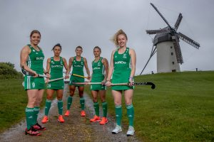 Ireland Women's Squad Announcement at Skerries Mills for the EuroHockey Championships in Amstelveen, Netherlands from June 5-13.