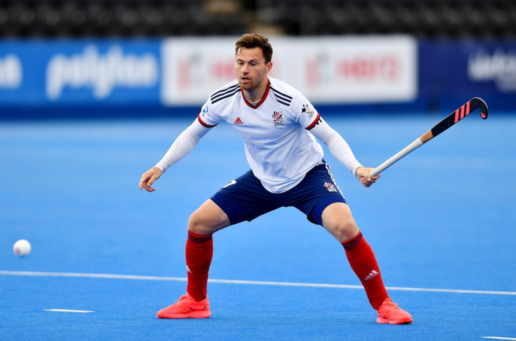 Great Britain once again proved that it's the statistic in the top left corner of your screens that count, as they entertained Germany for the second time in two days at the Lee Valley Hockey & Tennis Centre in London.