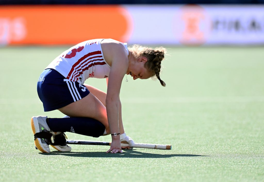 England fail to make the medal rounds for the first time in European Hockey History