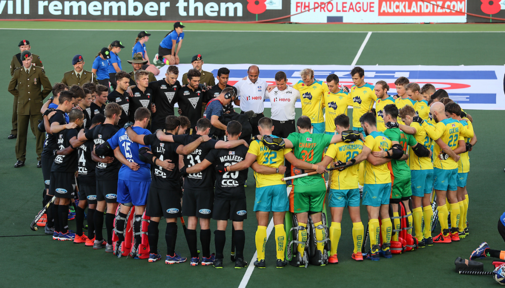 Hockey New Zealand unable to participate in FIH events in late 2021, early 2022